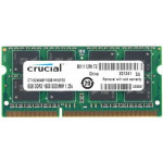 Crucial - DDR3 8GB SODIMM Low voltage 1,35V