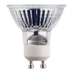 HQ - halogeen steeklamp MR16 GU10 20 W 77 lm 2800 K