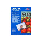 Brother - BP71GA4 A4 Photo Paper Glossy 20 vel @ 260gr