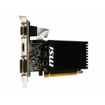 MSI - Nvidia GT 710 - 2 GB (low profile)